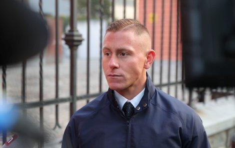 Policista Šimon Vaic věřil, že ho soud zprostí viny.