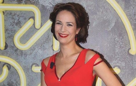 Tereza Kostková stihla svatbu před začátkem StarDance