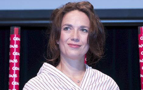 Moderátorka Tereza Kostková