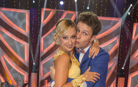 Jan Onder a Lucie Hunčárová ještě spolu.