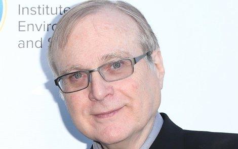 Allen podlehl nádorovému onemocnění lymfatických uzlin.
