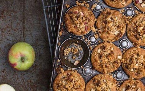 ricottové muffiny