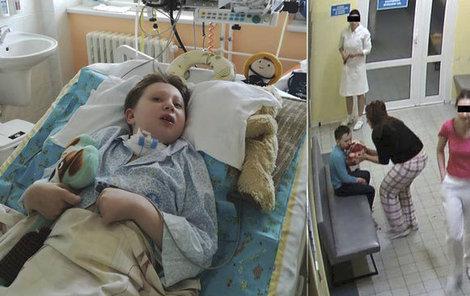 Lékař obeznámený s případem Adámka (10): Měl ležet na ORL!