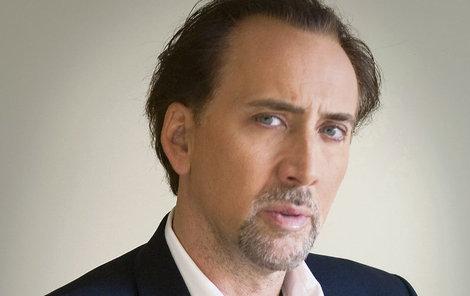 Hollywoodský hrdina Nicolas Cage