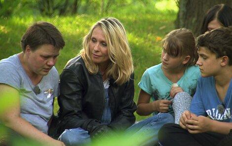 Pořad změnil rodině v zoufalé situaci život o 180 stupňů.