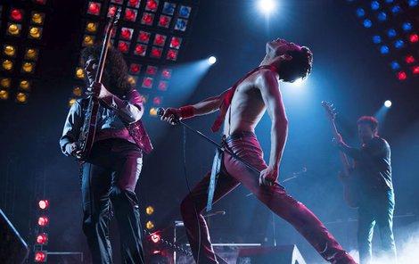 Z filmu Bohemian Rhapsody