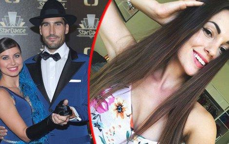 Zatímco David dře ve Stardance, jeho přítelkyně si užívá ve Španělsku.