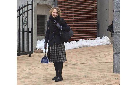Studentka Anna (18) pobývala rok v Japonsku: Nejvíc ji chyběly České Vánoce!
