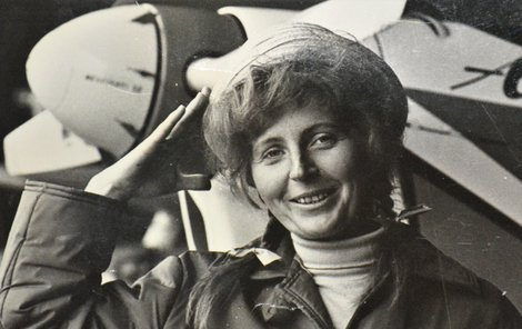 Eva Kaprasová v dobách slávy