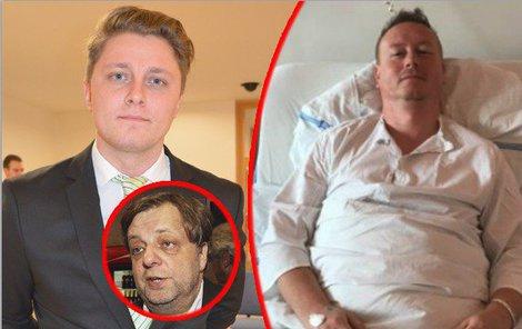 Hajlich za ublížení na zdraví a výtržnictví měl jít na 39 měsíců do basy.