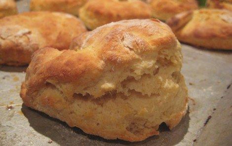 Anglické muffiny