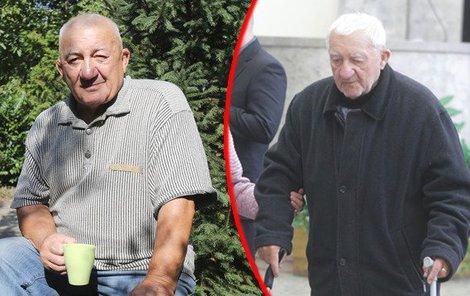 Zdeněk Srstka se ztrácí před očima.
