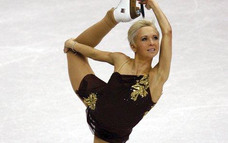 Dytrt mluví plynně česky, byť většinu života strávila v Německu, kde se stala i pětkrát šampionkou.