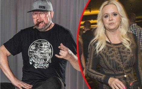 Michal nechápe vyjádření své manželky Moniky.
