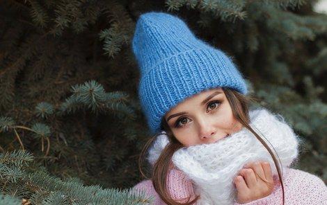 Zimní krása