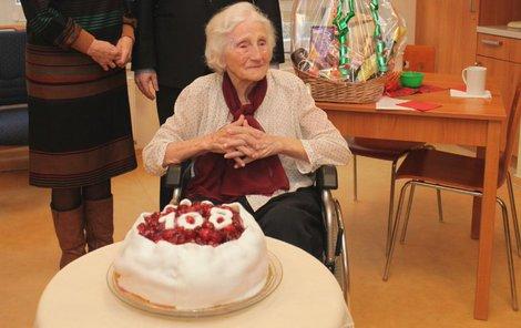 Květoslava by 26. ledna 2019 oslavila 109. narozeniny.