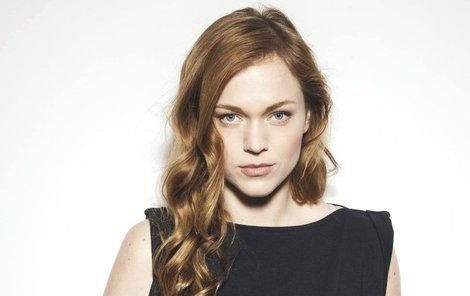 Ester Geislerová má krásnou barvu vlasů