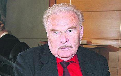 Luděk Munzar zemřel v sobotu ve věku 85. let.