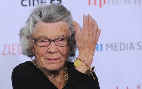 Ve věku 94 let zemřela britská spisovatelka Rosamunde Pilcherová