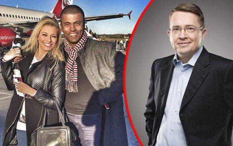 Roman Šmucler se vyjádřil k moderátorům televize Nova.