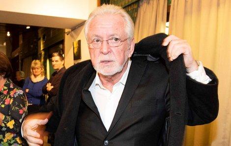 Premiéra Léta s gentlemanem: Jaromír Hanzlík