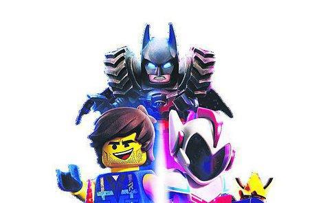 Lego příběh 2 snad ani není pro děti…
