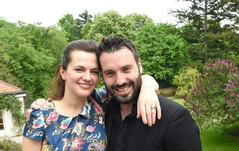 Marta Jandová a Vašek Noid Bárta si jsou blízcí
