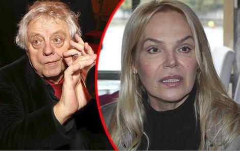 Dagmar Havlová (65) na pohřbu zesnulého kameramana chyběla.
