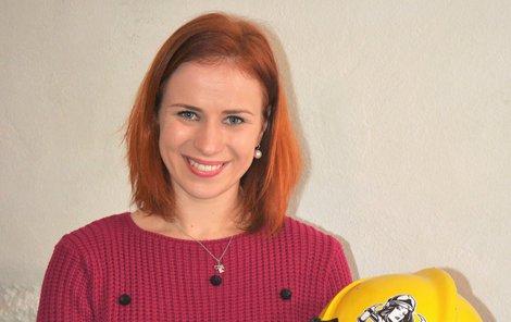Pavlína Havlenová (25)
