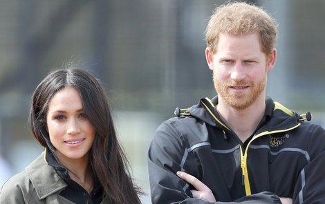 Meghan Markleová a princ Harry se rozhodli pro soukromé křtiny.