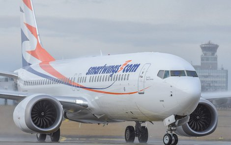 SmartWings zákaz překvapil, ale nezaskočil. K dispozici mají dalších 40 letadel.