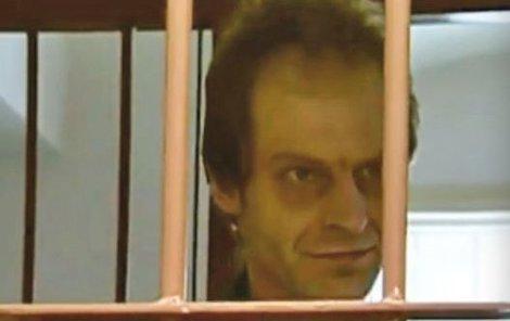 Roman Ševčík po 11 letech věznění.