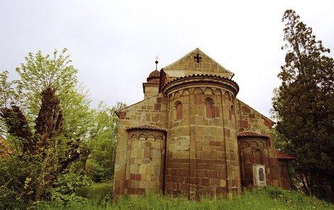 Bazilika Tismice