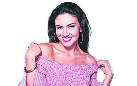 Lucia patří mezi nejkrásnější slovenské herečky.