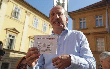 Václav Klaus mladší byl vyloučen z ODS