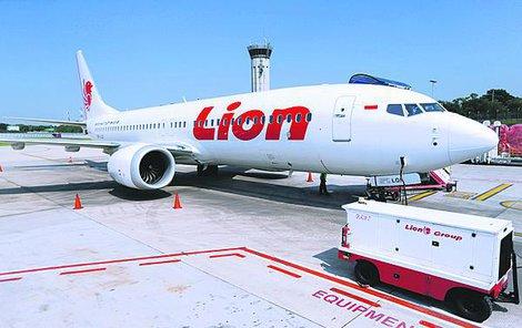 Letoun, který spadl v Etiopii, patřil aerolinkám Lion Air.