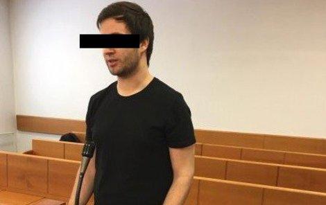 Od soudu muž odešel s trestem osm měsíců vězení.