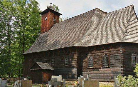 Kostel Žárová