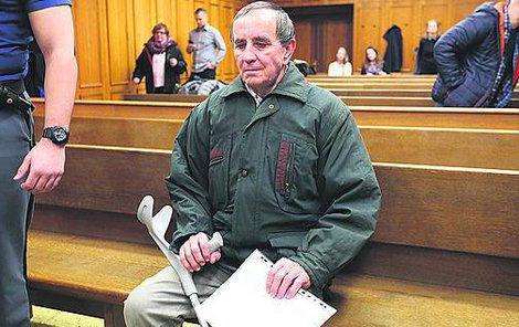 Muž se před soudem ke všemu přiznal.
