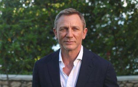 Daniel Craig se Bondem stane naposledy.