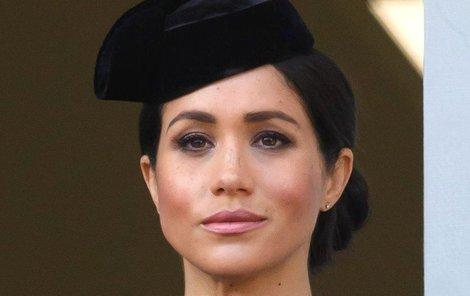 Vévodkyně Meghan Markleová