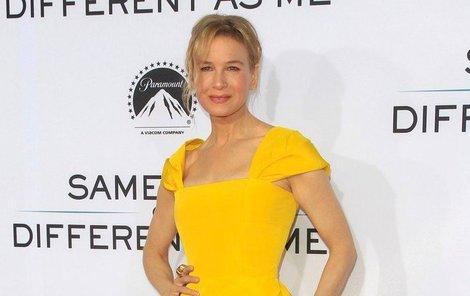 Dříve byla herečka Renée Zellweger (50) tak akorát, v posledních letech si ale udržuje extrémně štíhlou postavu.