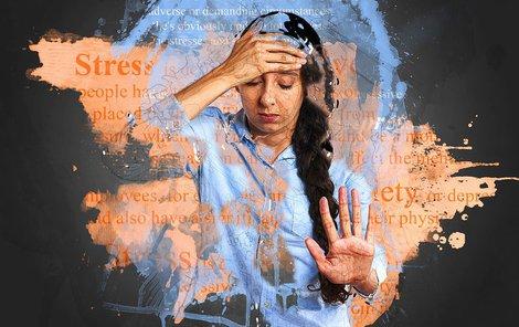 Stres a deprese