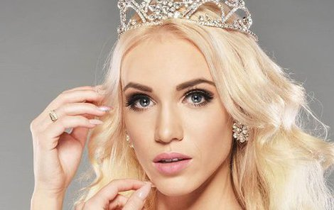 Miss Česká republiky pro rok 2018 Iveta Maurerová