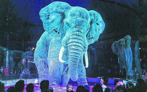 Ohlasy na dechberoucí světelnou show jsou nadšené. Tohle je budoucnost cirkusů...