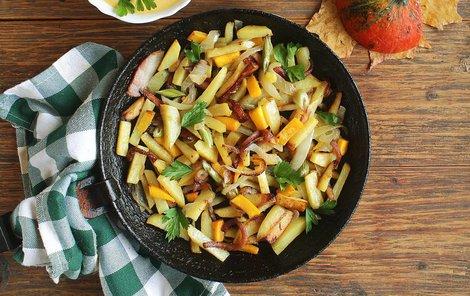 Španělské brambory
