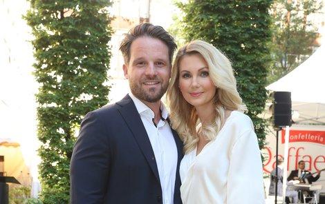 Sandra Parmová a Pavel Pospíšil