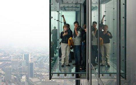Willis Tower býval nejvyšší na světě.