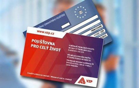 Při nemoci či úrazu se kartička pojistění bude hodit, ale jen v zemích Evropské unie