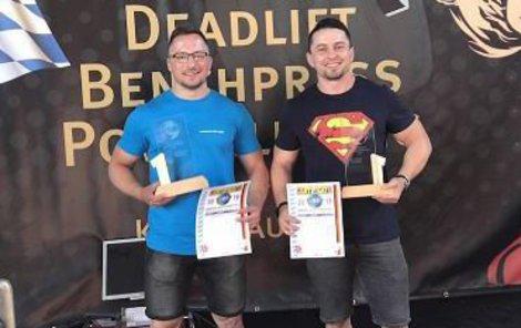 Zlaté medaile z mistrovství Evropy si přivezli dva policisté z Českolipska.
